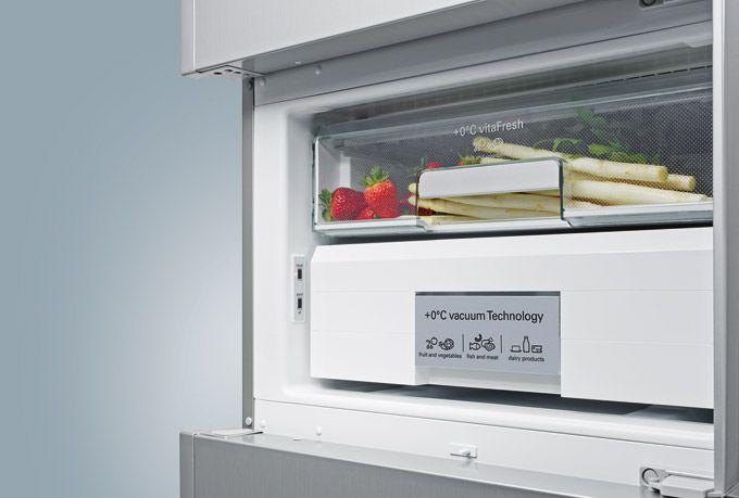 Side By Side Kühlschrank Platzbedarf : Kühlen & gefrieren hausgeräte elektrogeräte und küchenstudio